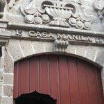 Casa Manila  Facade