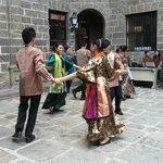 Fearured Folk Dances