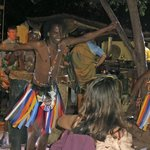Dancer at Boma