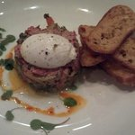 The best beef tartar I've ever had