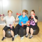 Body Works Class at the Fitness Center