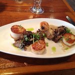 Scallops - they taste as good as they look