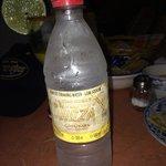 La choza water