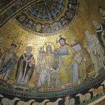 Mosaico dorado