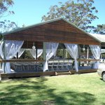 Our Pavilion used for a variety of events
