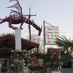 The infamous purple dragon
