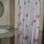 Ensuite bathroom with shower facilities