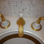 24 kt. Gold Faucets