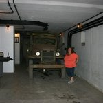 Really cool vehicles under ground