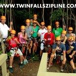 Twin Falls Zipline