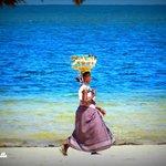 ballade sur la plage de malindi