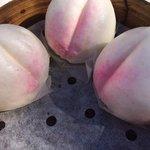Lotus paste buns