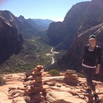 Top of Angel's Landing