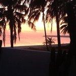 sunset at Phaidan