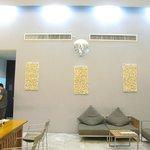 reception lobby (right side)