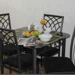 Nederberg Dinning area
