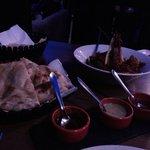 Amazing dinner. King prawn was fantastic!