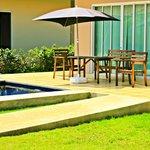 2 bedroom Villa Jacuzzi Disable Friendly