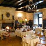 Restaurant François 1 er - Château de Coudrée