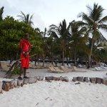 masai del villaggio
