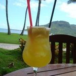 Wrong Island Iced Tea - Duke's Canoe Club, Lihue, Kauai, Hawaii