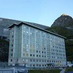 Hôtel du Barrage La Dixence