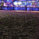 Beach front resto