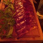 Sticky ribs to share