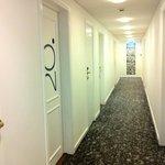 Hallway at Andersen Hotel