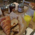 Frukostkorgen