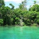 Laguna de los Siete Colores