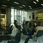 Кафе в музее