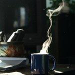 ...un café,......