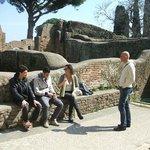 Visita ad Ostia con Paola Barbanera 16/3/2014