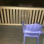 Driftwood Lodge PCB - Balcony