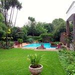 Pool/ Garden