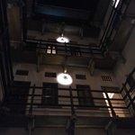 Hall dentro del Edificio
