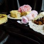 Sumptious Desserts