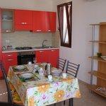 Cucina appartamenti