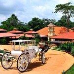 Hotel Pyin Oo Lwin Landscape
