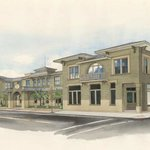 southern hotel rendering