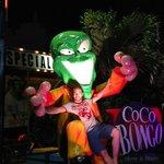 Il Coco Bongo a due passi dall'hotel