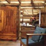 Great Cabin!