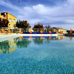 piscine d'été chauffée