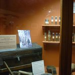 Medicine Man Chest at Museum of Native American History