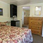 cabin four interior