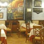Comedor Rte El Lagar de Isilla