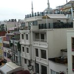 Blue Mosque Best Wetern Acropol Istanbul 1