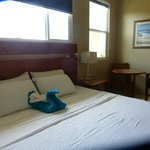 """beach"" ""La Playa"" jr. suite - king-size bed"