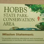 Hobbs State Park Conservation Area